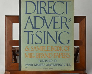 Direct Advertising & Sample Book of Mill Brand Papers. Volume XII., No. 2.