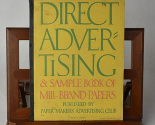 Direct Advertising & Sample Book of Mill Brand Papers. Volume XIII., No.IV.
