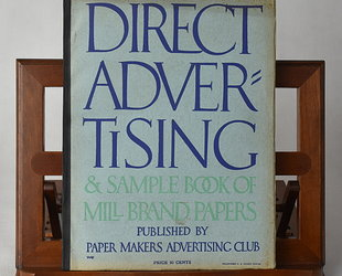 Direct Advertising & Sample Book of Mill Brand Papers. Volume XVI., No. 2.
