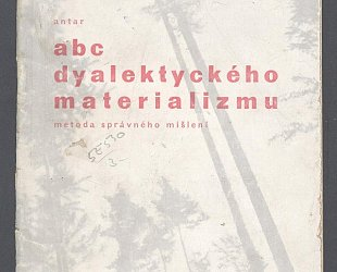 Abc dyalektyckého materializmu.