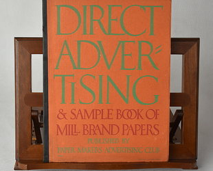 Direct Advertising & Sample Book of Mill Brand Papers. Volume XVII., No. 2.