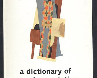 A Dictionary of Modern Painting.