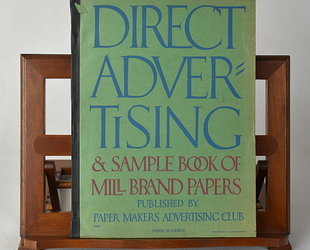 Direct Advertising & Sample Book of Mill Brand Papers. Volume XV. No 4.