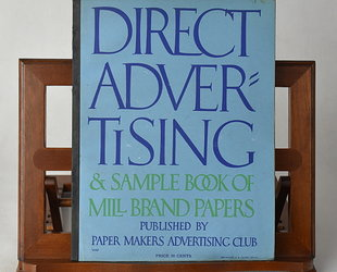 Direct Advertising & Sample Book of Mill Brand Papers. Volume XVII., No. 1.