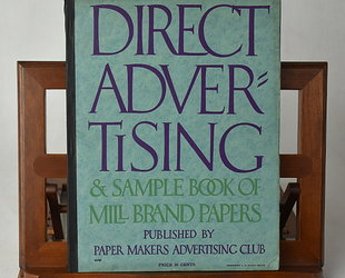 Direct Advertising & Sample Book of Mill Brand Papers. Volume XIV., No 2.