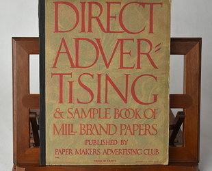 Direct Advertising & Sample Book of Mill Brand Papers. Volume XIII., No.2.